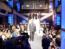 Bobby Melange hat während der Show einen Auftritt gehabt.
