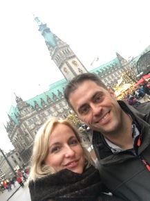 Schatzi & meint the most beautiful Cityhall